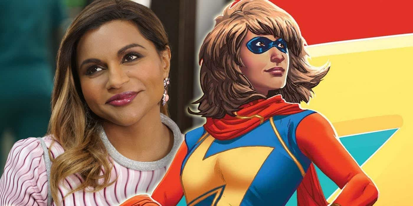 Mindy Kaling finally makes a confirmation about Ms. Marvel Adaptation.
