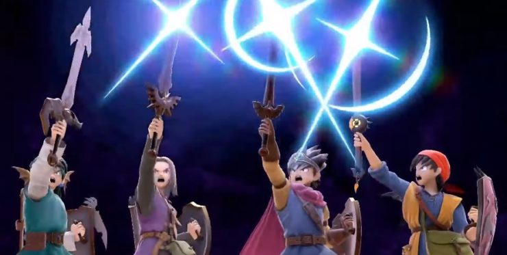 Super Smash Bros. Ultimate's Next DLC Character Is Hero from Dragon Quest