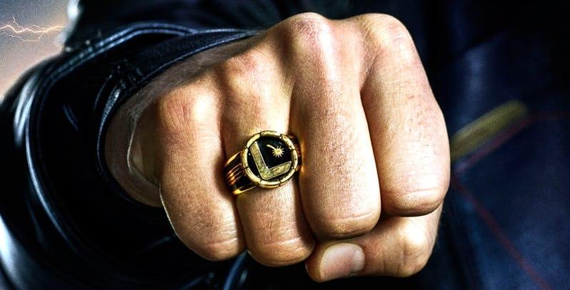 To Celebrate Legion of Super-Heroes' Return DC is Producing Flight Rings