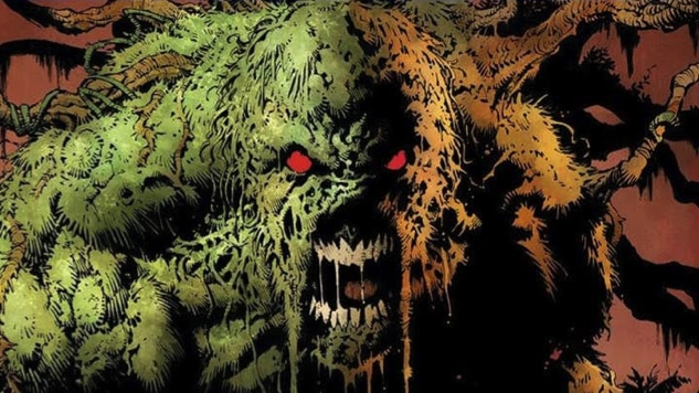 Swamp Thing Could Have Introduced Justice League Dark If It Hadn't Been Cancelled