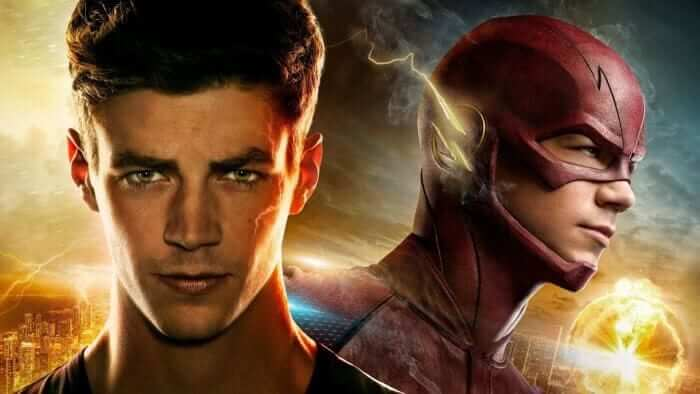 """The Flash"" Star Grant Gustin Gets A Little Tattoo To Commemorate His Role"
