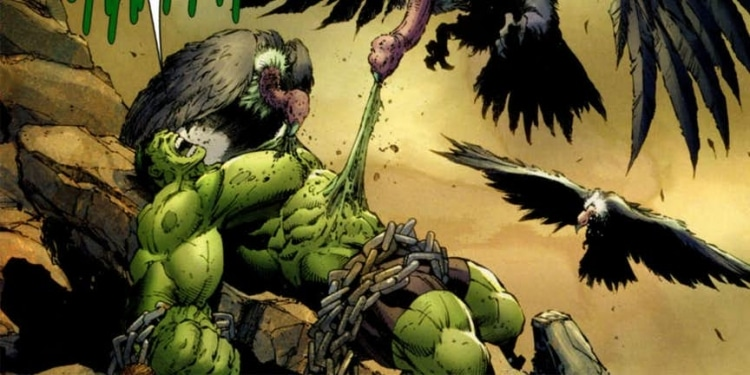 "Hulk Gets His Heart Eaten Out In ""Immortal Hulk"""