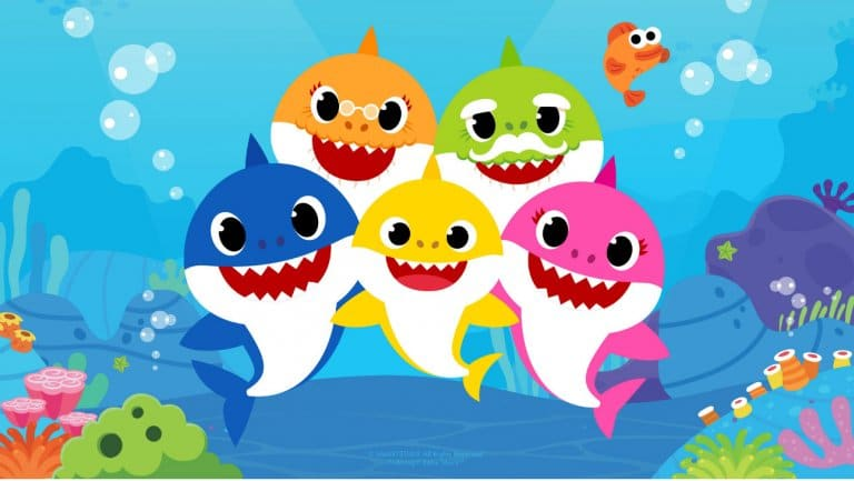 Baby Shark TV Series in the Works at Nickelodeon