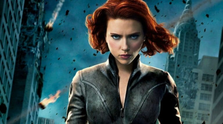 "Set Photos Surface From Scarlett Johansson's ""Black Widow"" Movie"