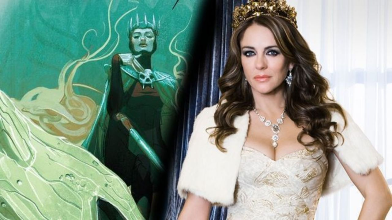 Elizabeth Hurley Joins Marvel's Runaways as Villain Morgan le Fay season 3