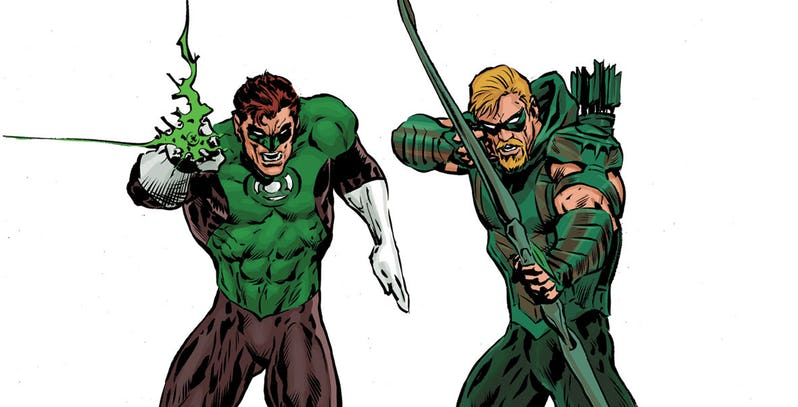 Green Lantern Brings Back a Forgotten Silver Age Character