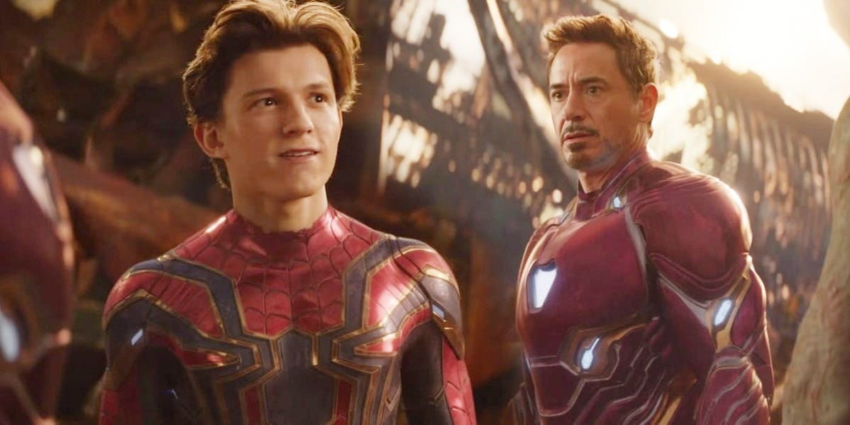"New ""Spider-Man: Far From Home"" Trailer Shows Peter Re-designing The Iron Spider Suit"
