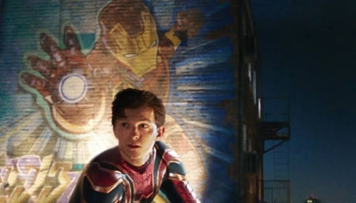 """Spiderman: Far From Home"" New Chinese Trailer Shows Peter Grieving For Tony."