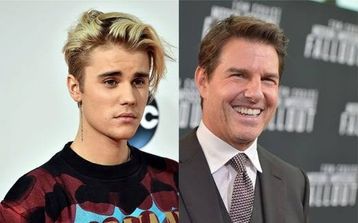 Justin Bieber Challenges Tom Cruise To A Fight And We Are As Baffled As You Are!
