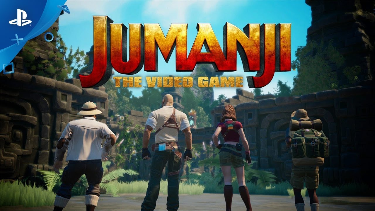 New Jumanji: Video Game Announced By Namco