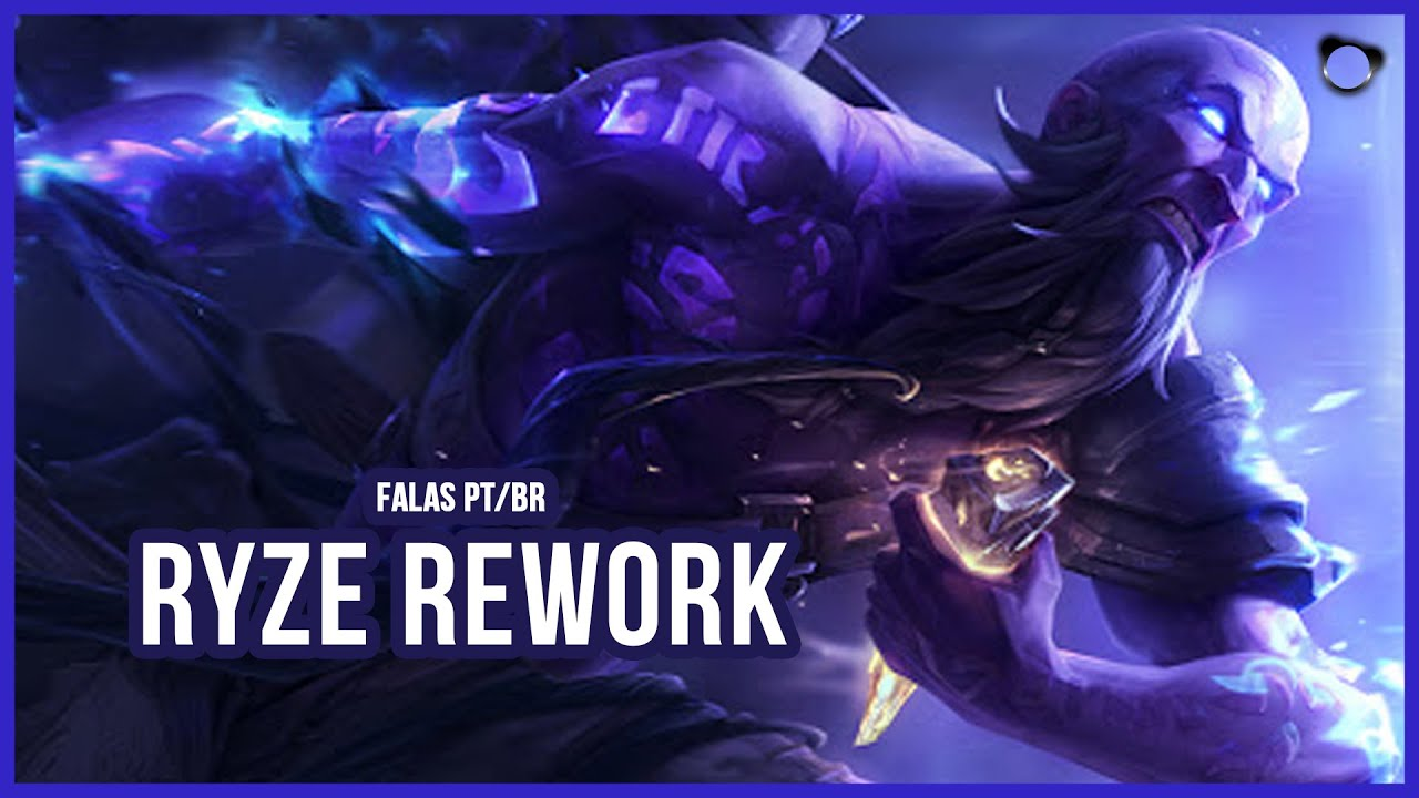 League of Legends Partially Reworks Ryze Again