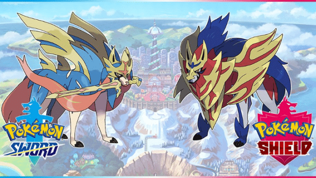 """Pokemon Sword & Shield"" Brings New Legendary Pokémons And Loads Of New Features"