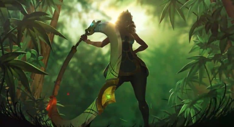 League Of Legends Introduces Qiyana, The New Queen Of The Elements