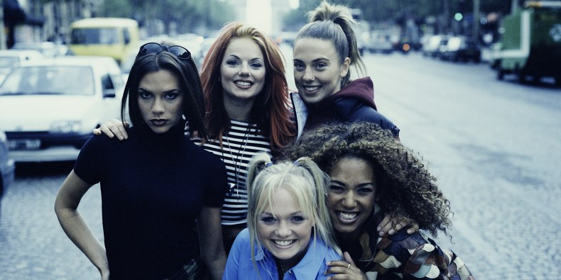 spice girls animated movie paramount animations