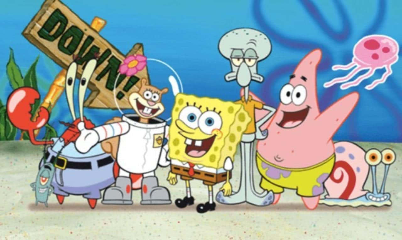 Nickelodeon Orders SpongeBob SquarePants Prequel TV Series
