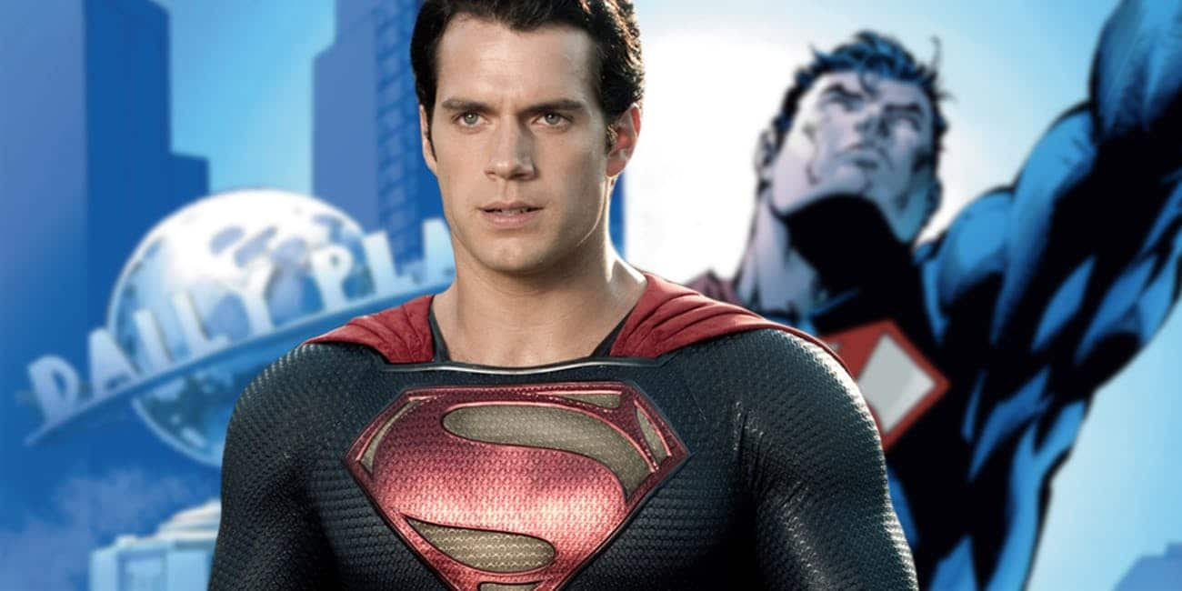 Man Of Steel- The Best Superman Movie, Celebrating its 6th Anniversary