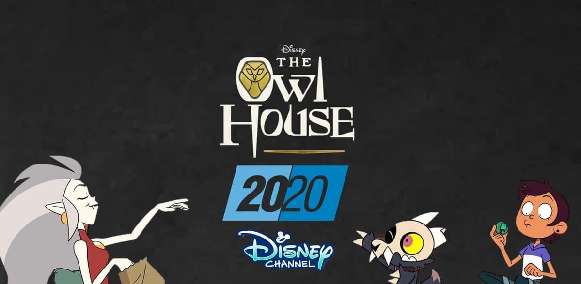 Owl house animated series first look teaser revealed by the Disney.