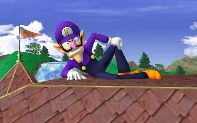 Rumor: Super Smash Bros Ultimate's Final DLC Character is Waluigi
