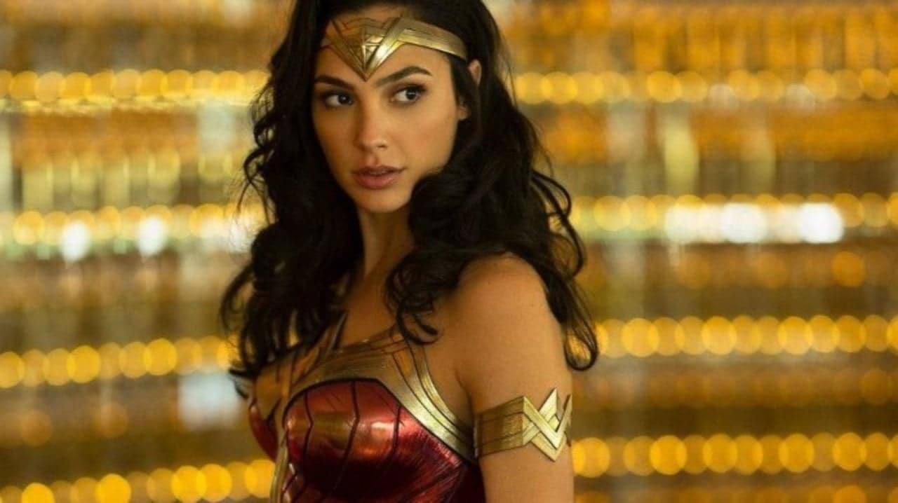 New Look of Wonder Woman 1984 Revealed in Licensing Expo
