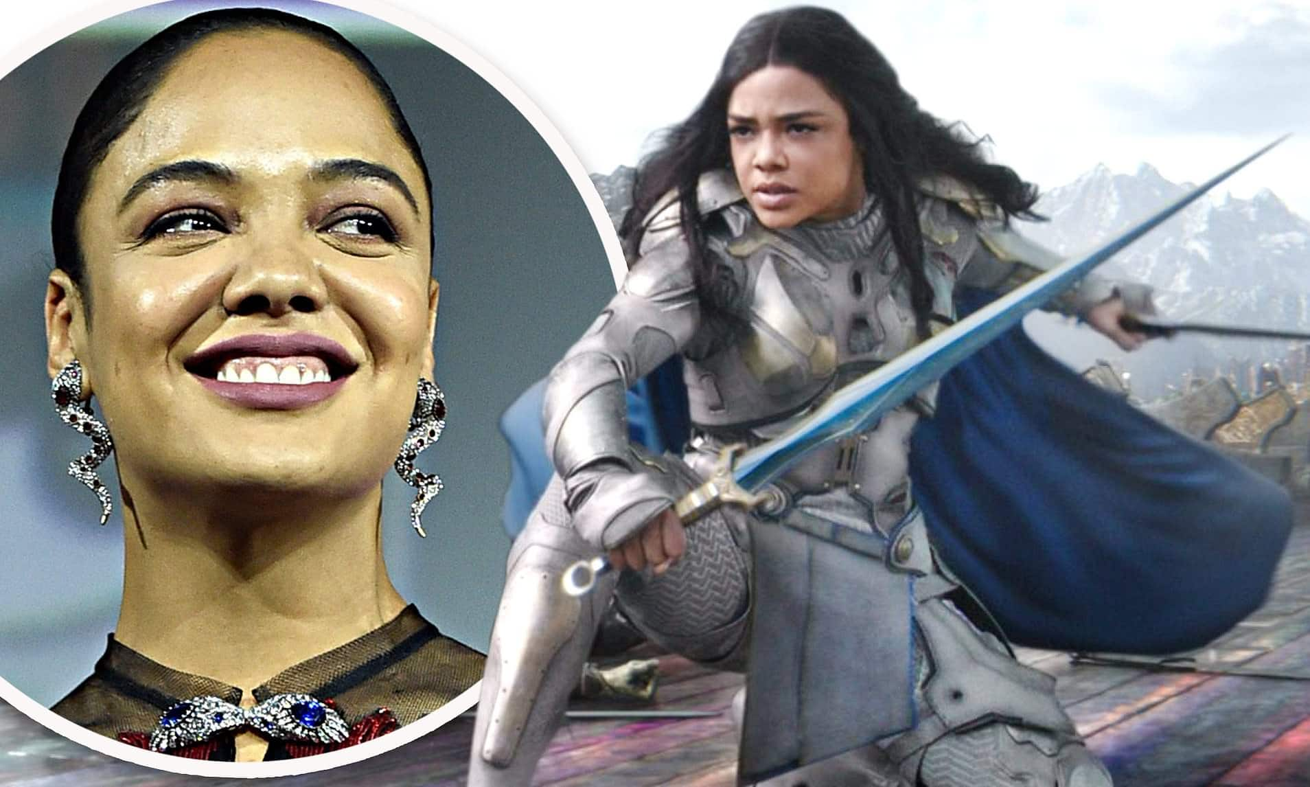 Kevin Feige Talks About Valkyrie's LGBTQ Storyline In