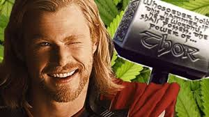 A Person Tried to Utilize a Phony ID of Marvel's Thor to Purchase Weed Online in Canada