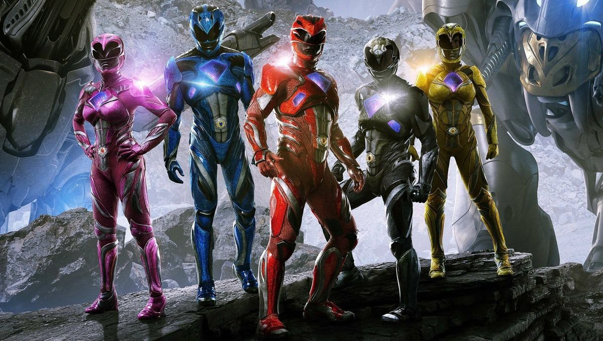 After 2017 Power Rangers, The Franchise Set To Reboot Again