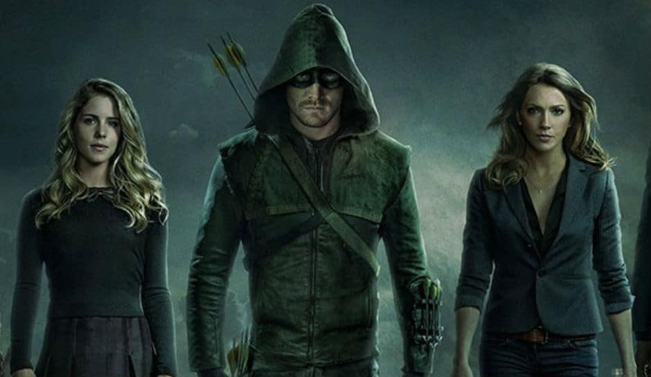 Arrow stars are all proud of Stephen Amell, share their appreciation