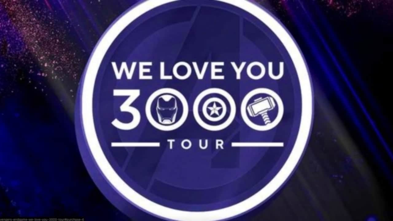Avengers: Endgame Directors Initiate The We Love You 3000 Tour