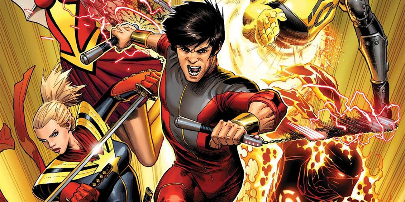 Crazy Rich Asians Star Provides Suggestion For Marvel's Shang-Chi Movie