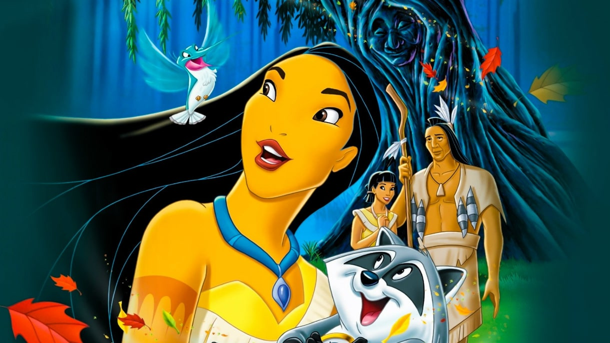 Disney's Casting A Native American Actress For The Pocahontas Remake
