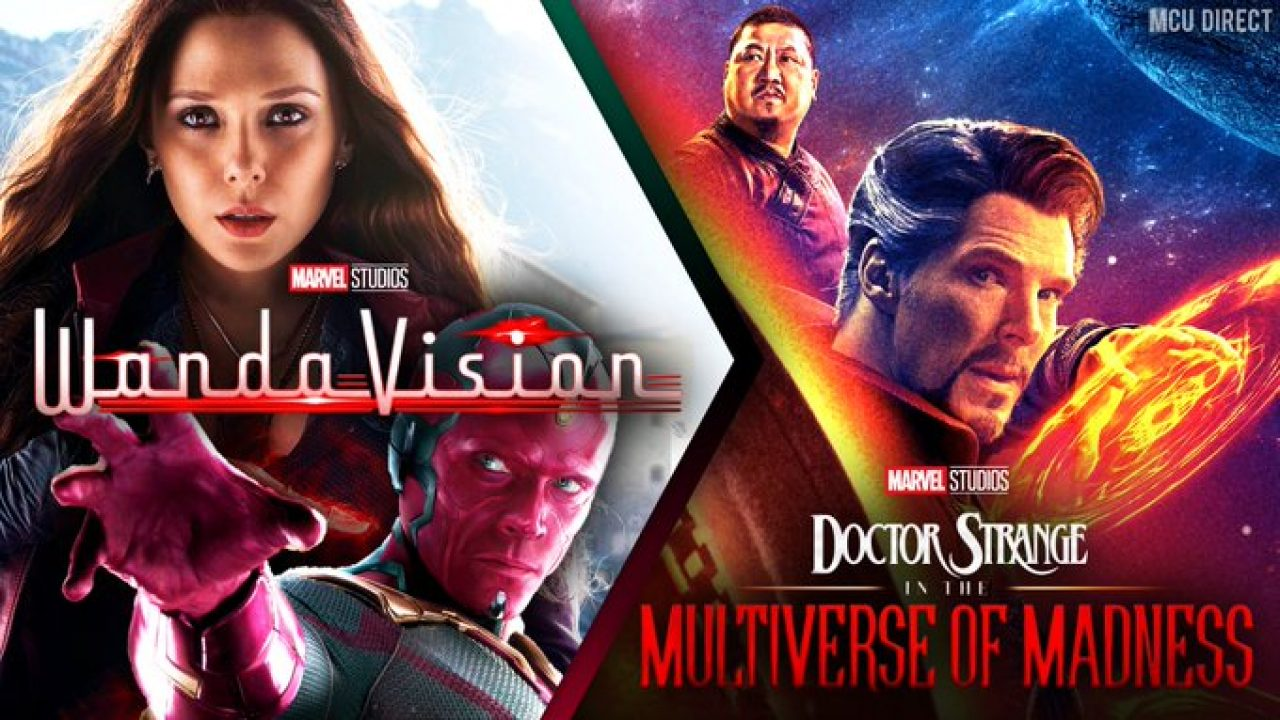 "WandaVision"" And ""Doctor Strange 2"" Release Dates Hint To A Bigger Collaboration - Animated Times"