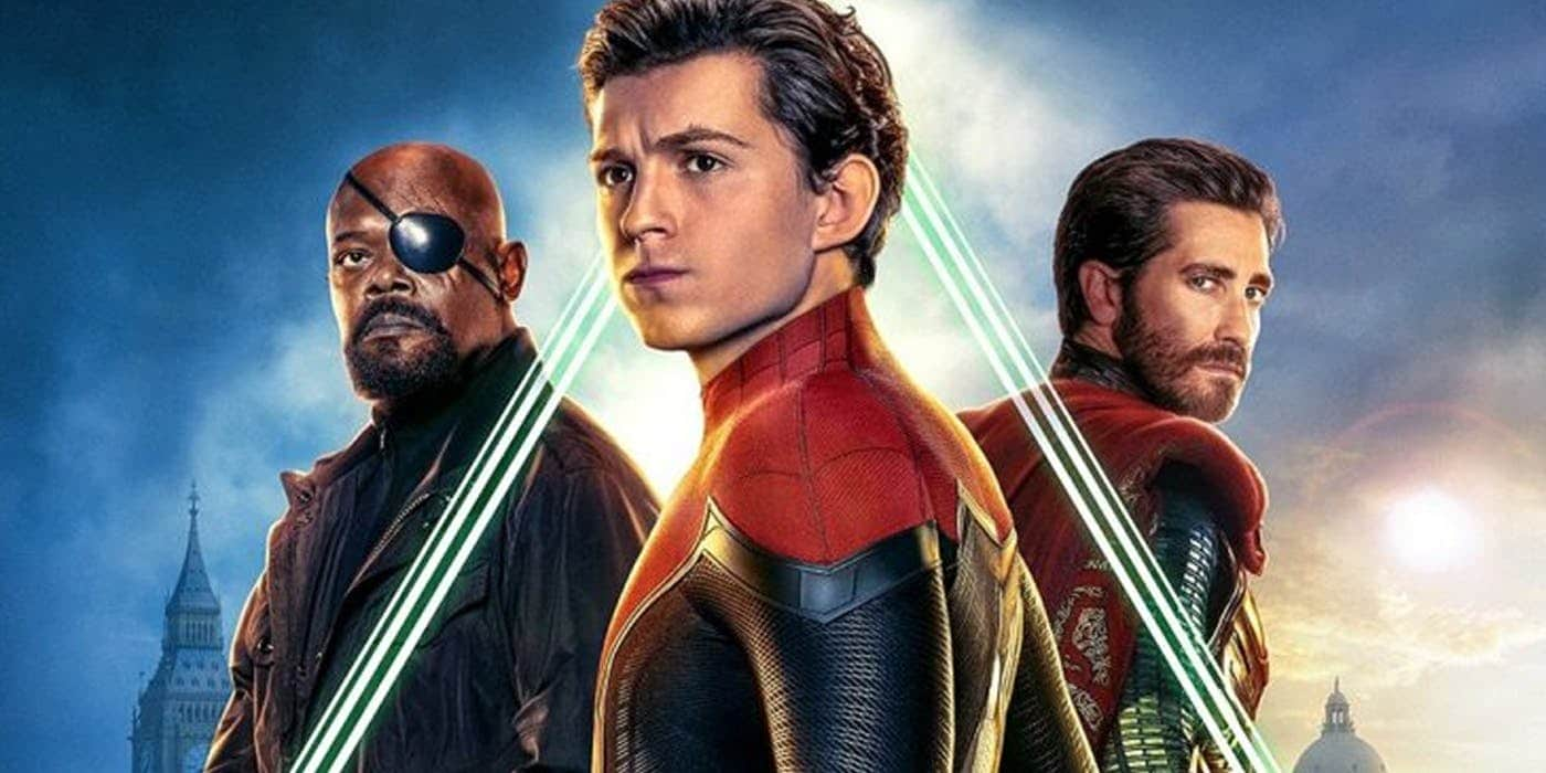 Far From Home Is Officially The Weirdest Spider-Man Movie