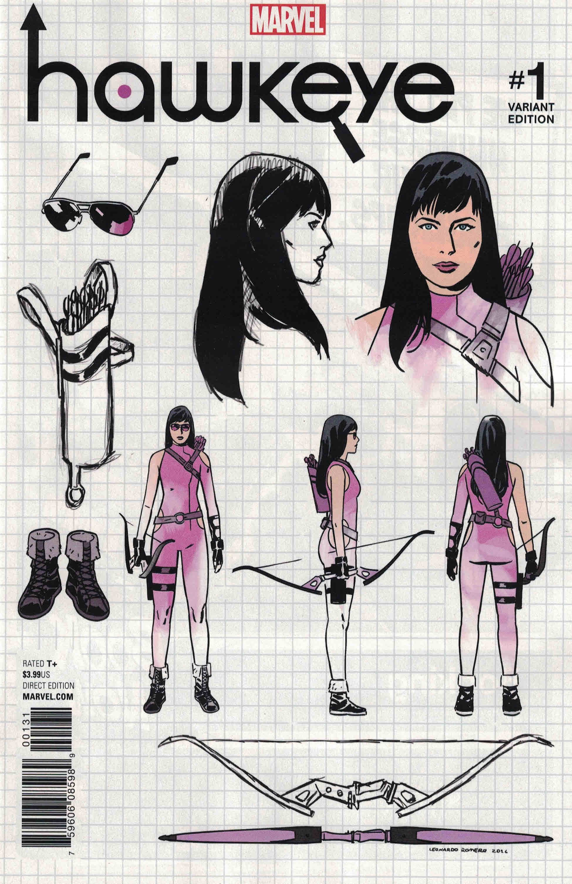 Hawkeye: Who is Kate Bishop?