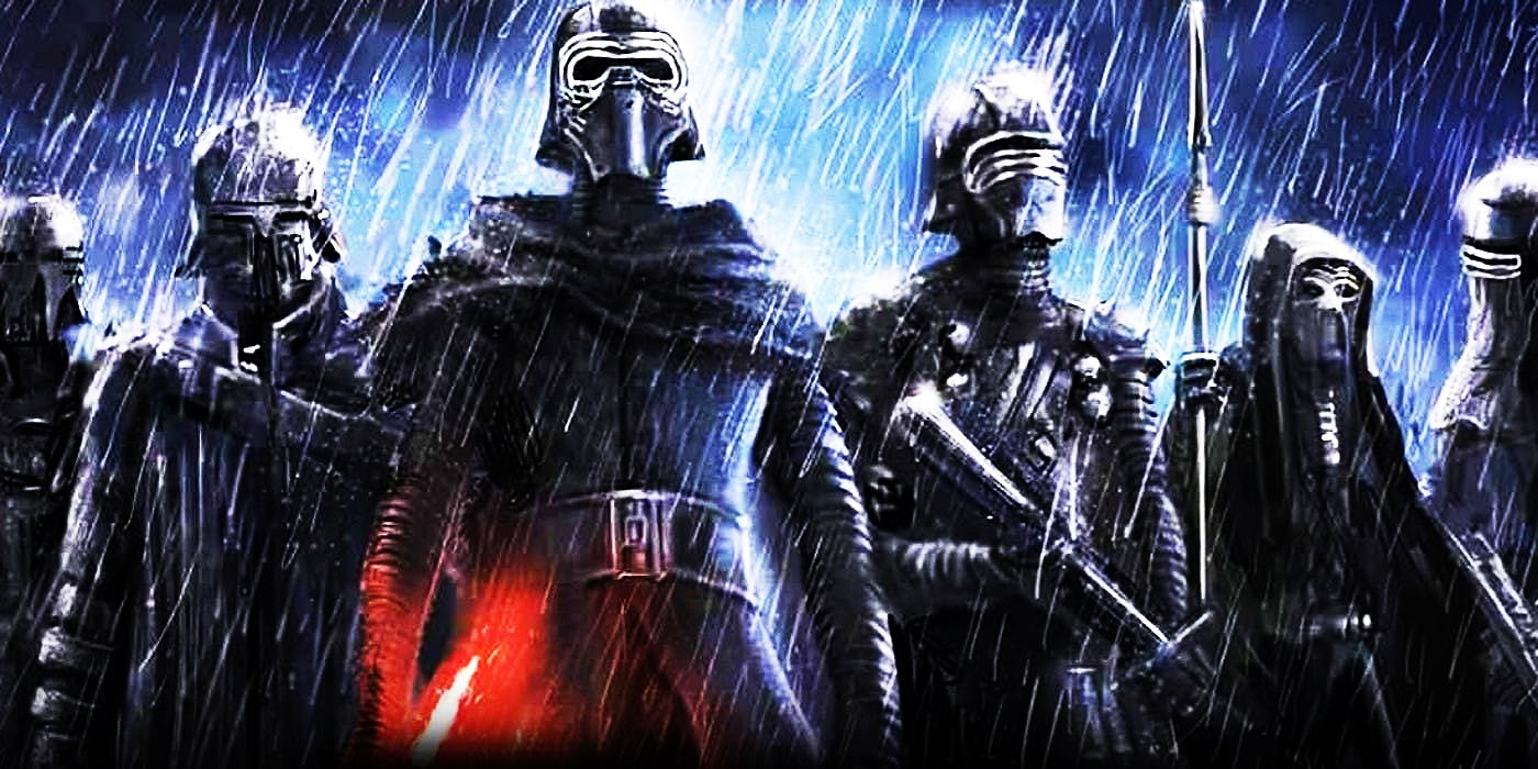 LEGO Leaks New Look at the Knights of Ren in Star Wars - Animated Times