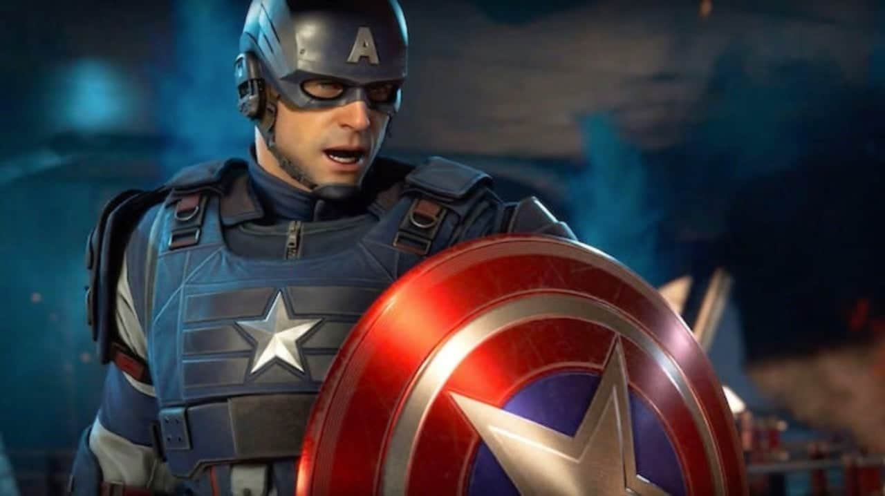 Leaked Marvel's Avengers Gameplay Includes Captain America's Shield Throwing