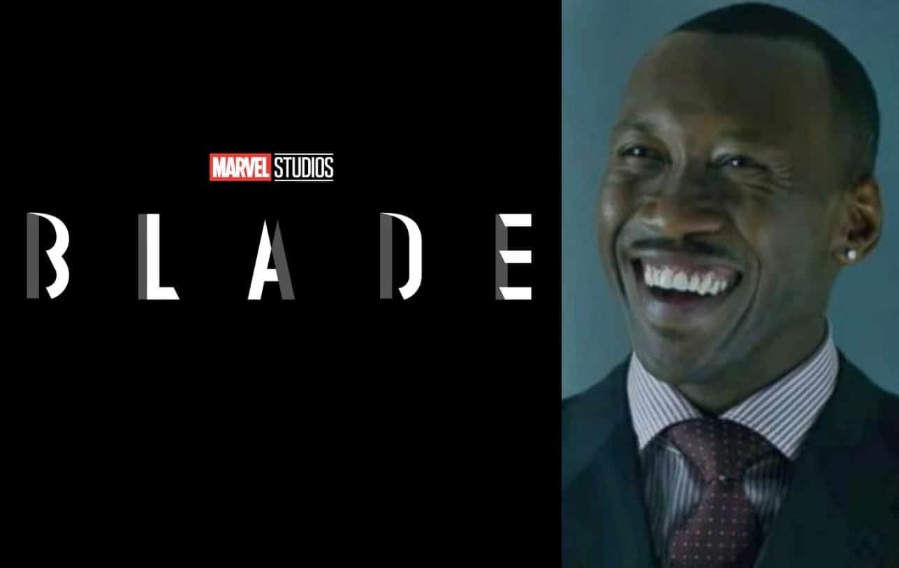 MCU's Blade Reboot & New Star Mahershala Ali supported by Wesley Snipes