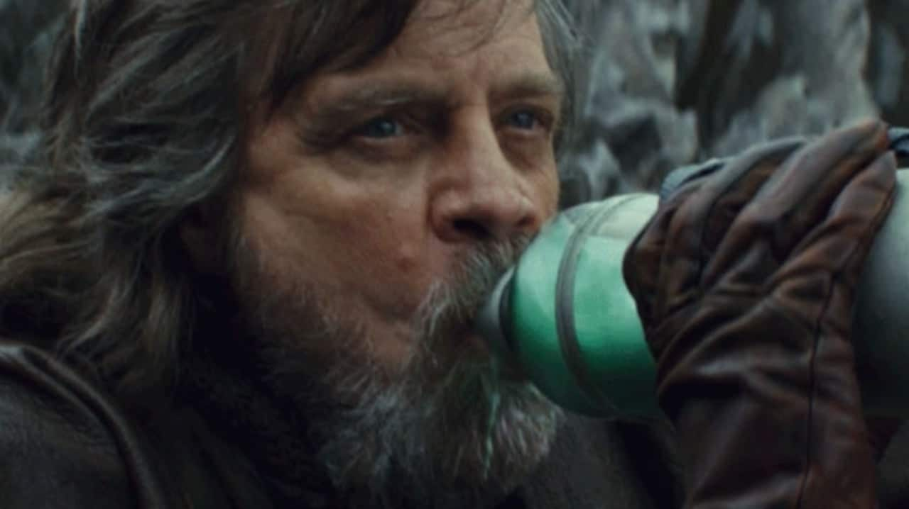 Mark Hamill Reveals The Actual Taste Of The Green Milk From Star Wars: The Last Jedi