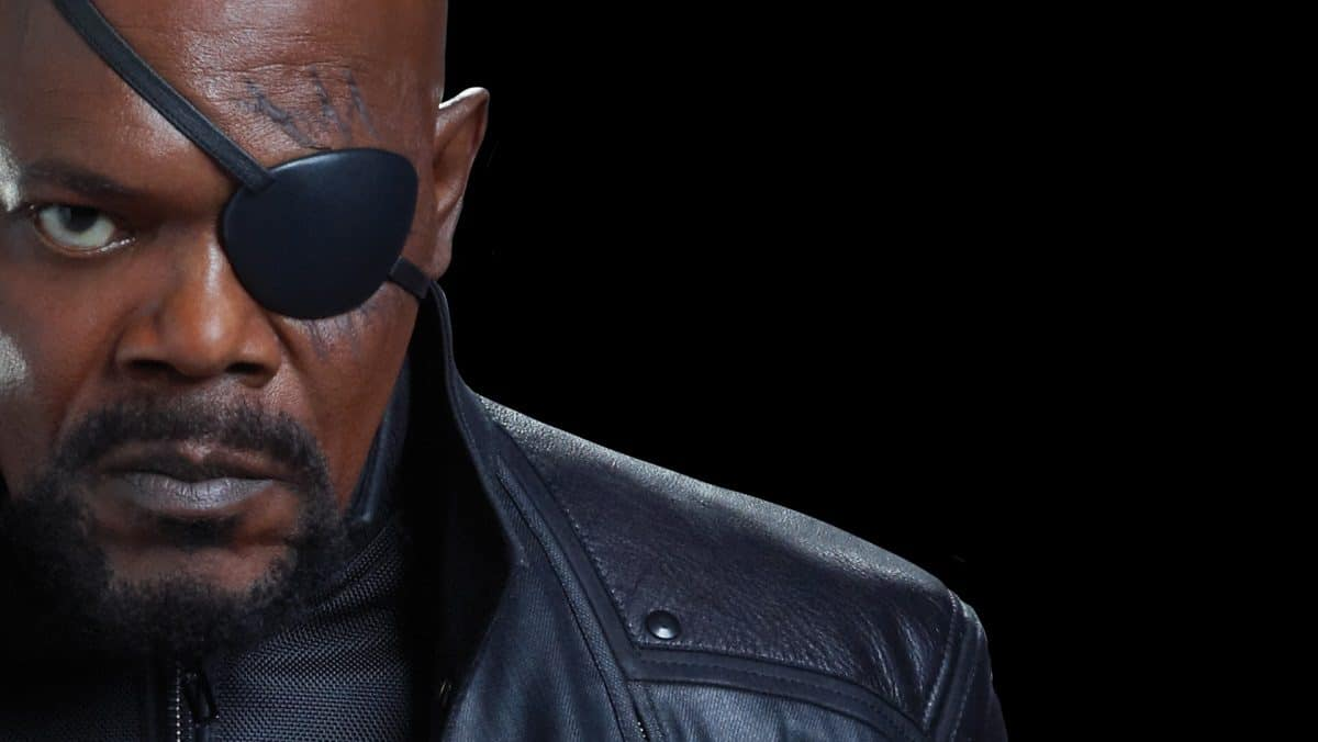 Nick Fury May Not Be A Part Of The Black Widow Movie