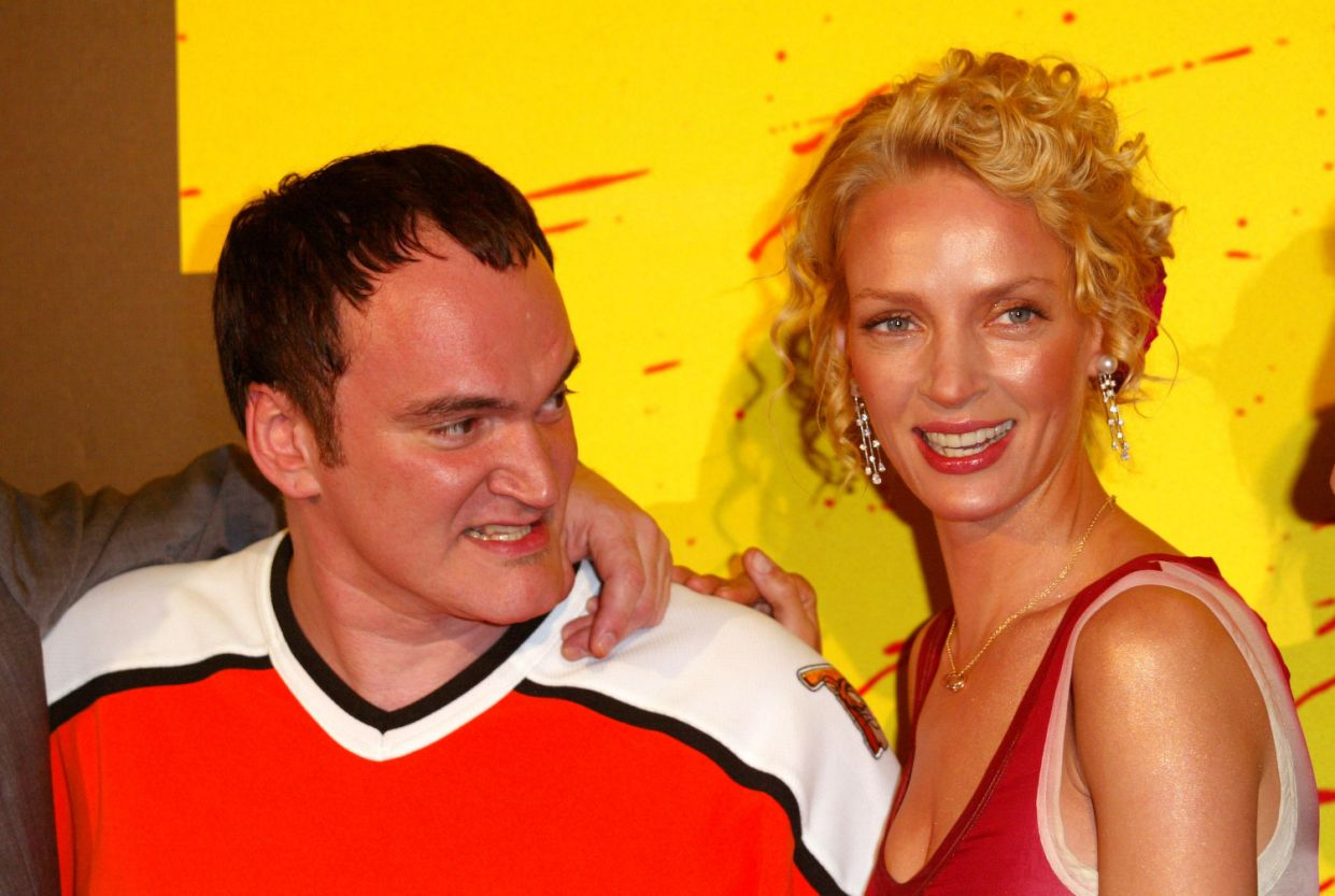 Quentin Tarantino Has Been Talking to Uma Thurman Regarding Eliminate Expense Vol. 3