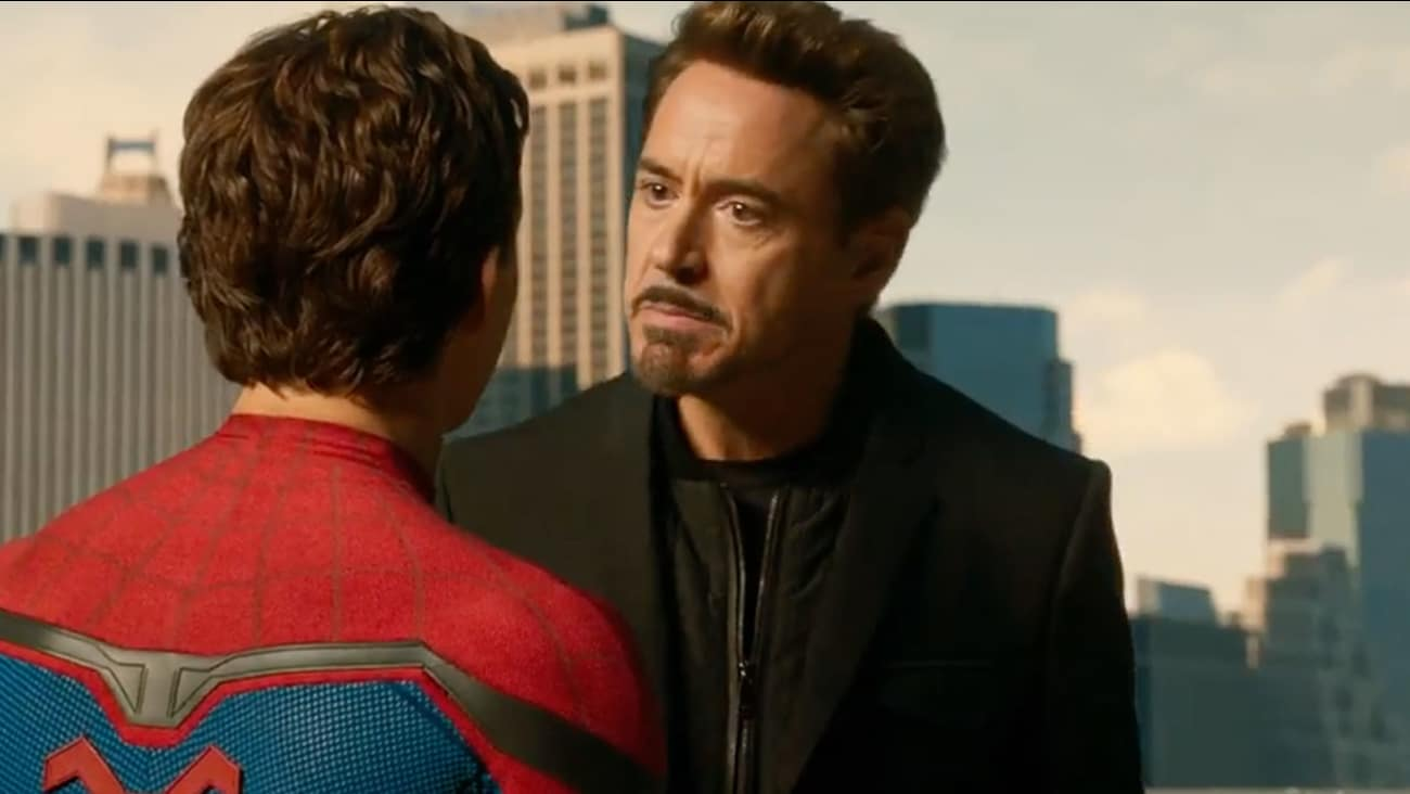 Spider-Man 3 Might Show Robert Downey Jr.'s Return Via Flashback