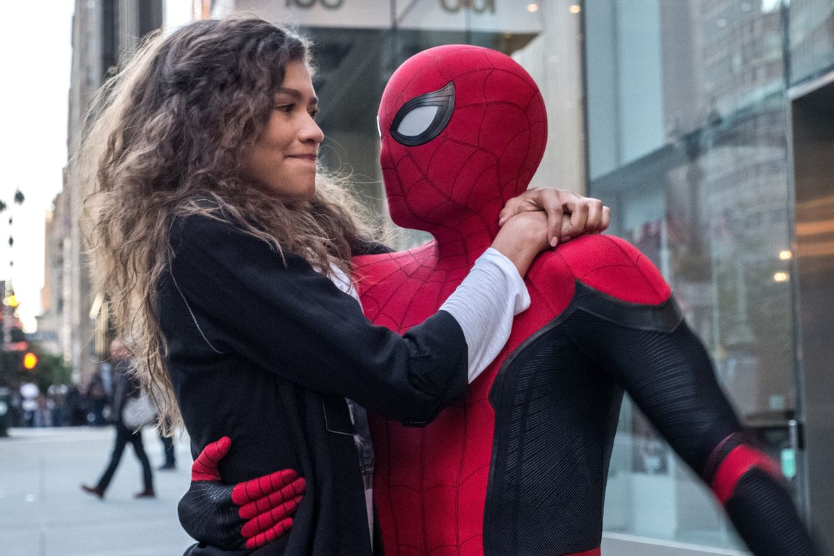 Spider-Man Sam Raimi Knew About J.K Simmons' Far From Home Cameo