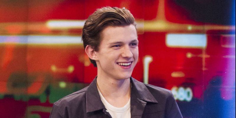 Spider-Man Star Tom Holland Spotted With Mystery Woman