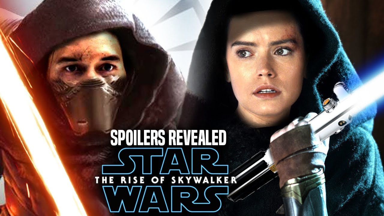 Star Wars- The Rise of Skywalker Will Give Answers To... (READ ON TO FIND OUT)