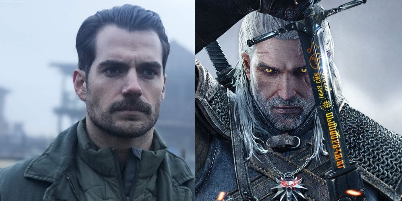 The Truth about Henry Cavill's Role in The Witcher