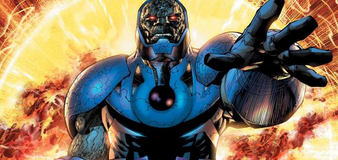 Zack Snyder Shows Darkseid's Clearest Look Yet