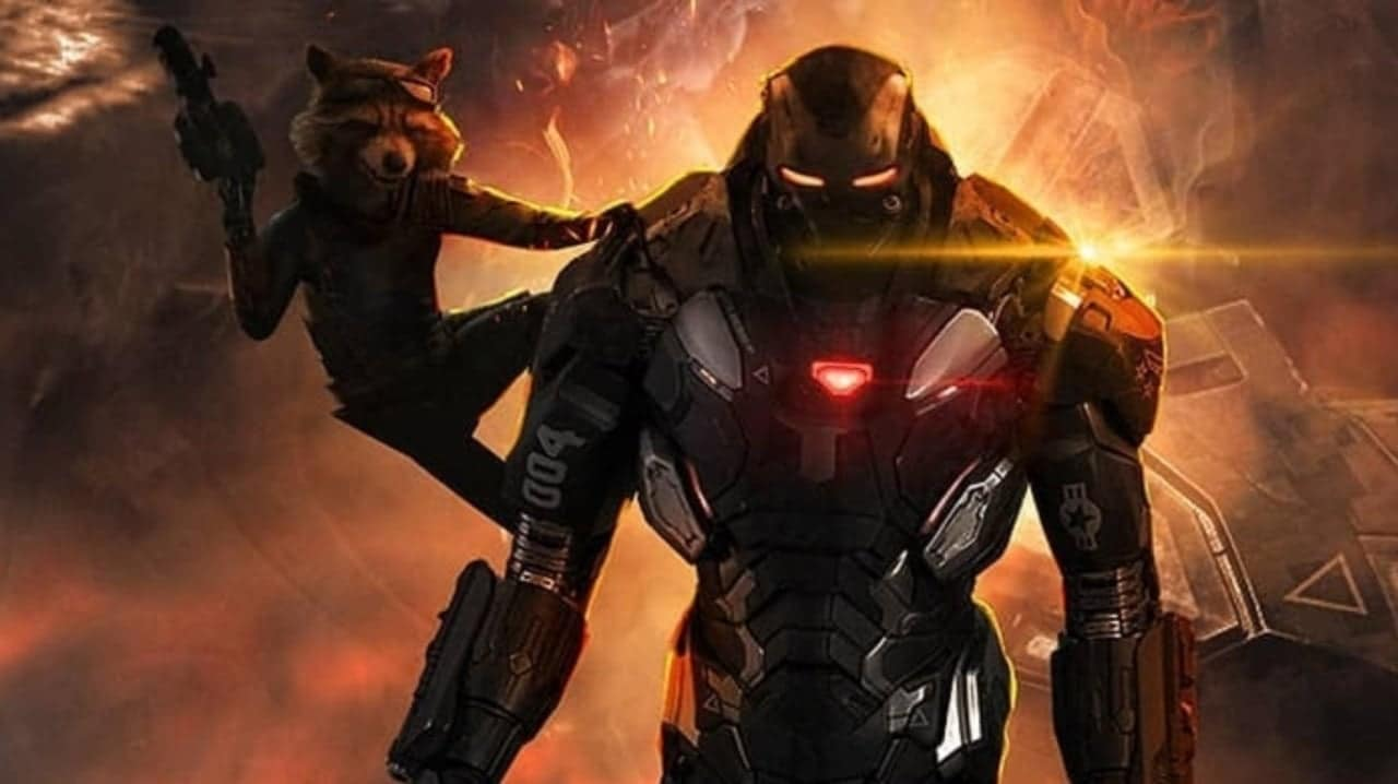 Endgame: Where did War Machine's Iron Patriot Suit Come From? Fan Discovers