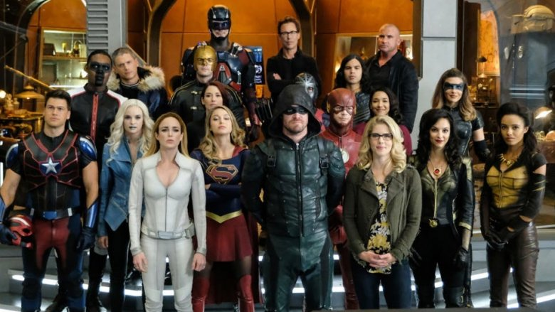 4 New Arrowverse Shows Reported To Be In The Works At The CW