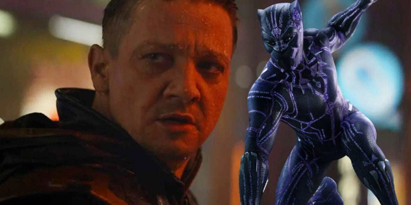 Avengers: Endgame Hawkeye And Black Panther Moment In Civil War Recalled