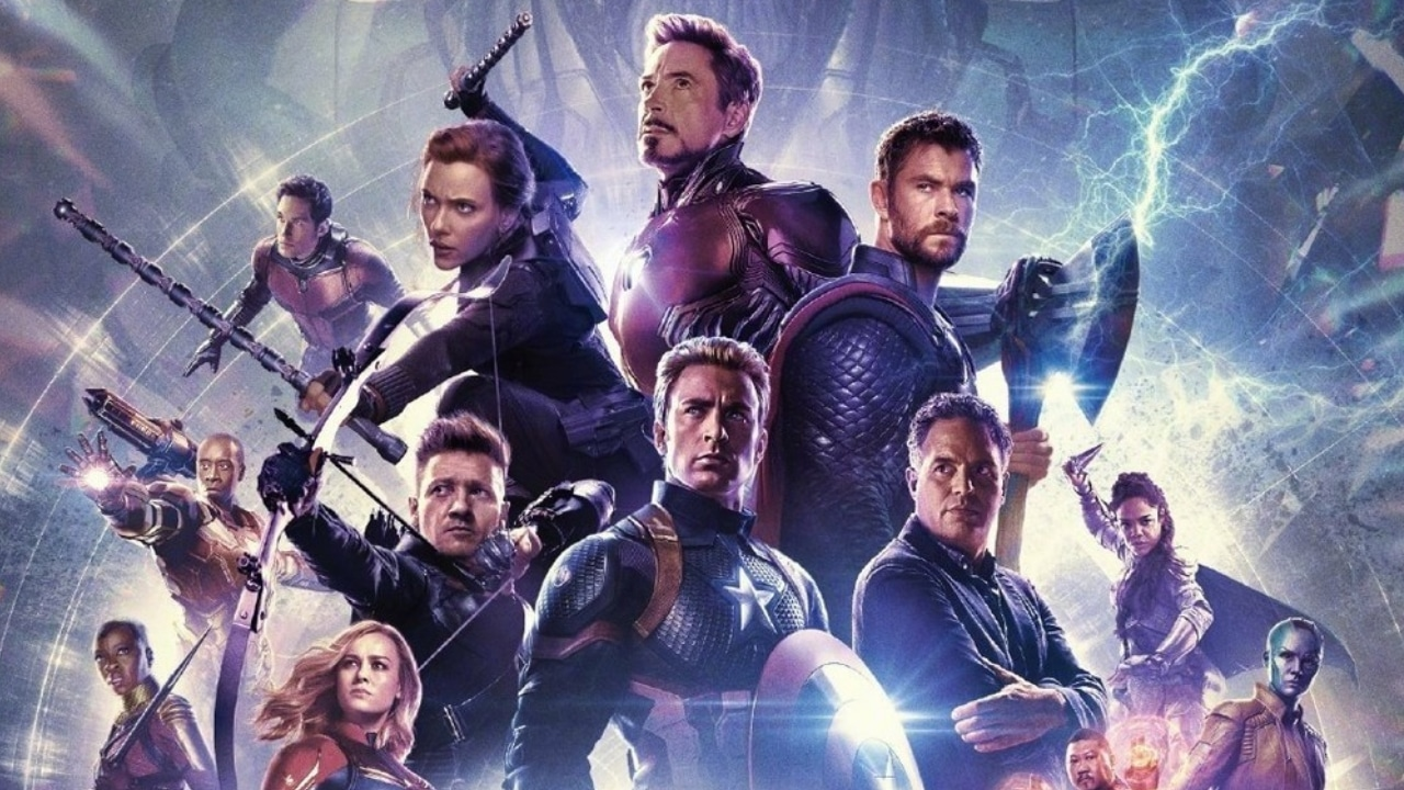 An Easter Egg You Missed Out On In The Avengers: Endgame