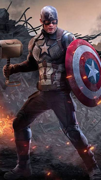 Avengers Endgame Fan Observes Captain America's Shield Fixes Itself In Endgame's Final Battle